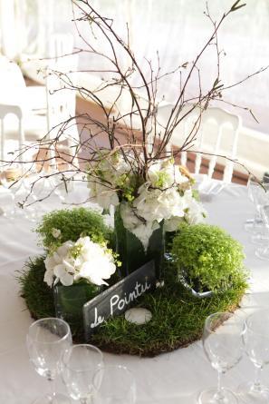 composition florale mariage. Black Bedroom Furniture Sets. Home Design Ideas